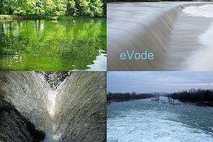 Vode, foto:A. Kolar
