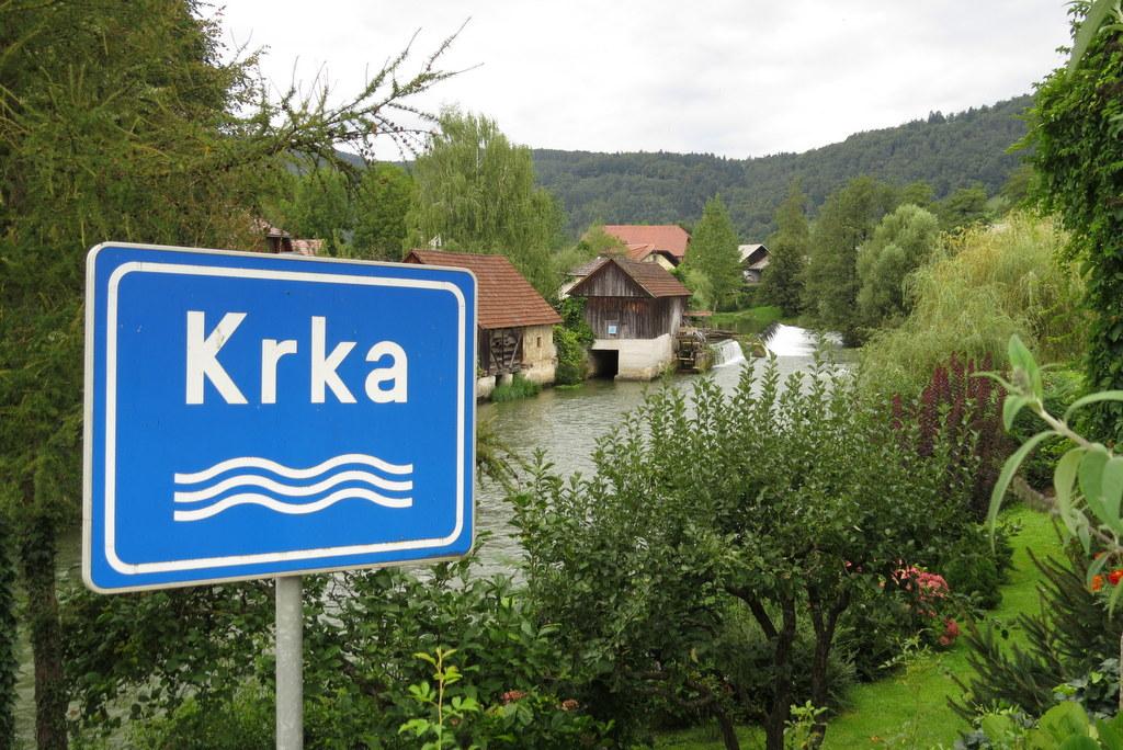 Krka, foto: A. Kolar